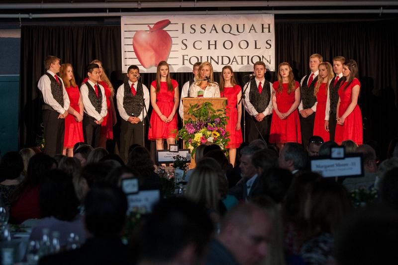 Lida Buckner, ISF, Issaquah Schools Foundation